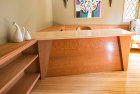 Cincinnati Custom Office Design and Woodworking